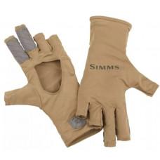 Перчатки Simms BugStopper Sunglove Cork