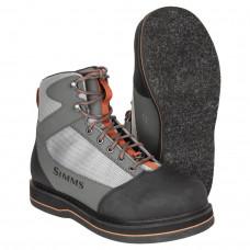 Забродные ботинки Simms Tributary Felt Striker Grey