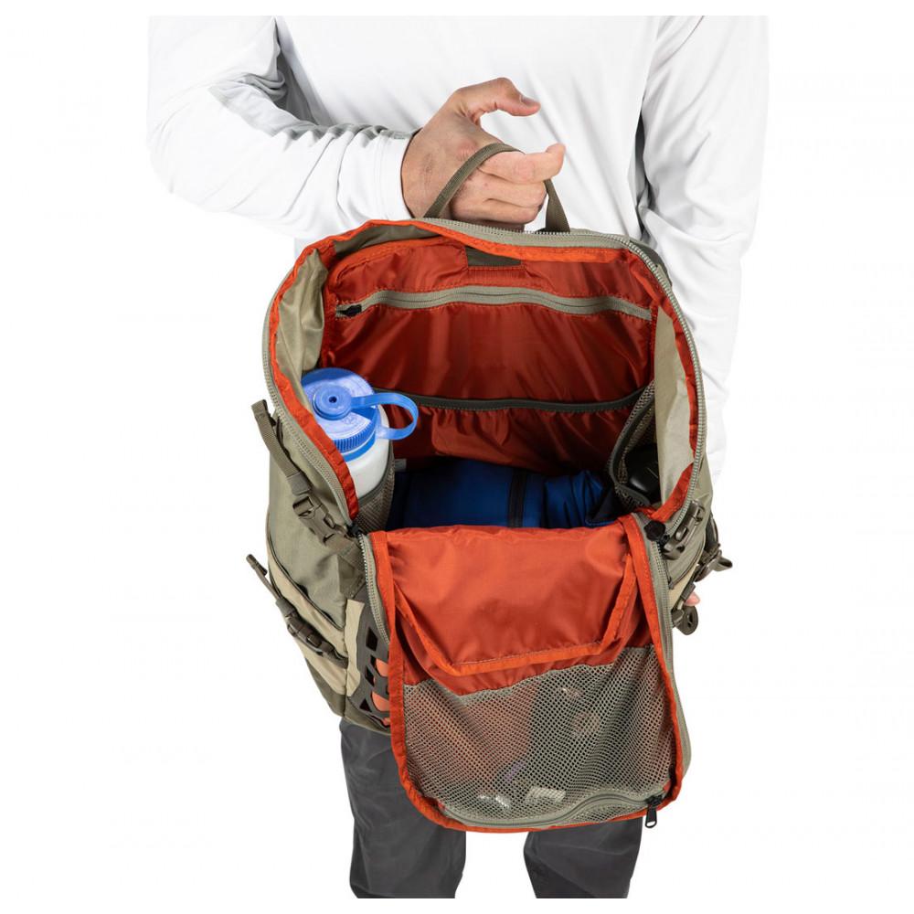 Рюкзак Simms Flyweight Backpack Tan 30L