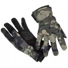 Перчатки Simms Gore Infinium Flex Glove Riparian Camo