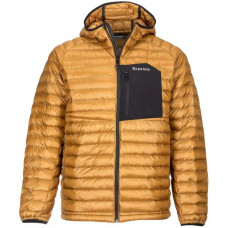 Куртка Simms ExStream Hooded Jacket Dark Bronze