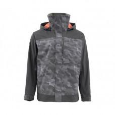 Куртка Simms Challenger Jacket Hex Camo Carbon