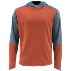 Худи Simms SolarFlex Sport Hoody Orange