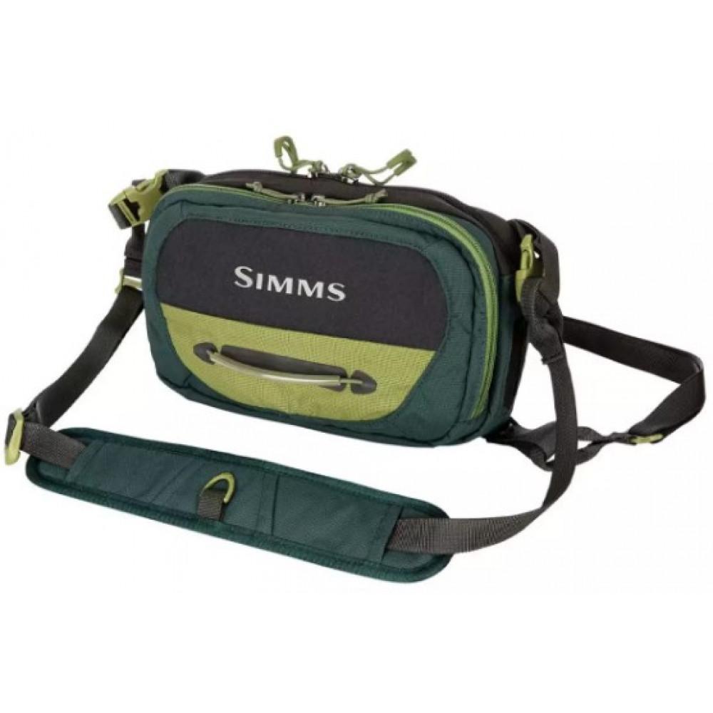 Сумка Simms Freestone Chest Pack Shadow Green