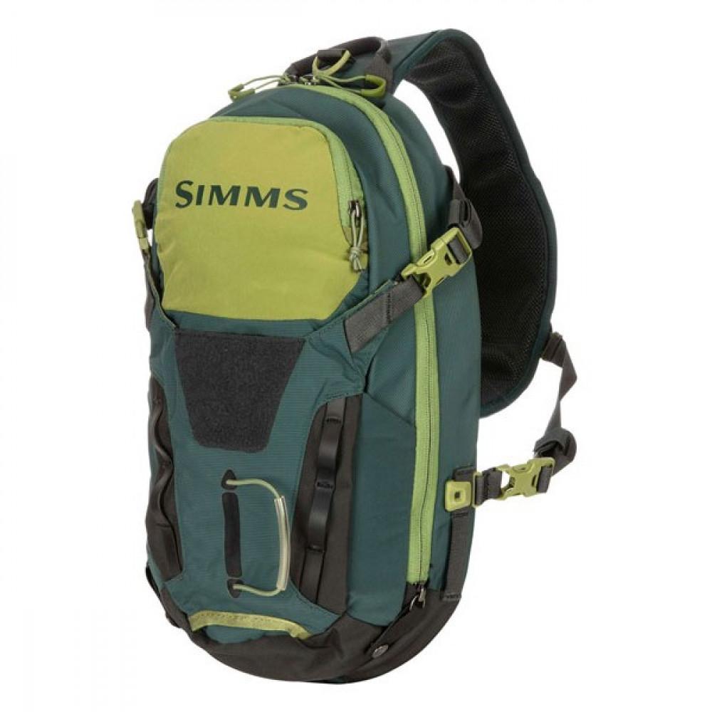 Сумка Simms Freestone Ambi Tactical Sling Pack Shadow Green