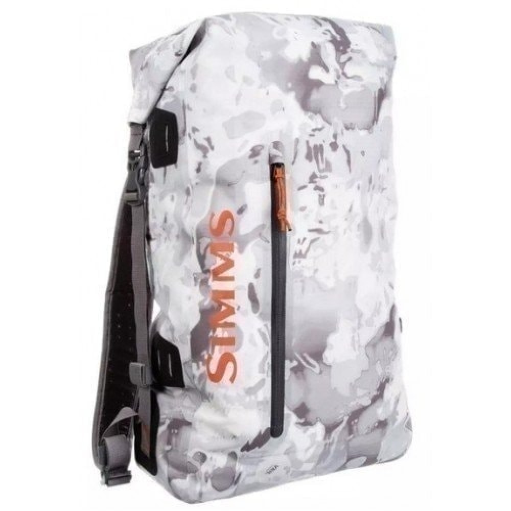 Сумка Simms Dry Creek Simple Pack Cloud Camo Grey 25L