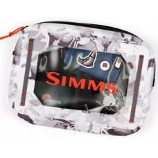 Сумка Simms Dry Creek Gear Pouch Cloud Camo Grey 4L