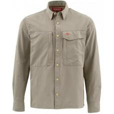 Рубашка Simms Guide Shirt Dark Khaki