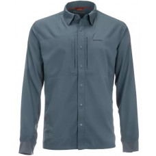 Рубашка Simms BugStopper Intruder BiComp Shirt Storm