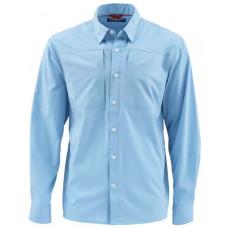 Рубашка Simms Albie Shirt Faded Denim