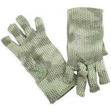 Перчатки Simms Ultra Wool Core 3 Finger Liner Hex Camo Loden