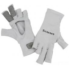 Перчатки Simms SolarFlex Sunglove Sterling
