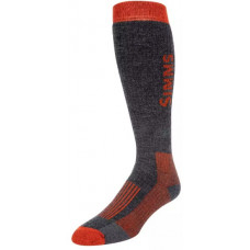 Носки Simms Merino Midweight OTC Sock Carbon
