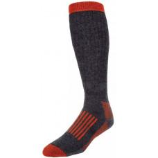 Носки Simms Merino Thermal OTC Sock Carbon