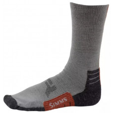 Носки Simms Guide Lightweight Crew Sock Gunmetal