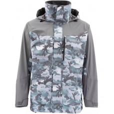 Куртка Simms Challenger Jacket Hex Flo Camo Grey Blue