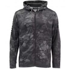 Куртка Simms Challenger Hoody Full Zip Hex Flo Camo Carbon