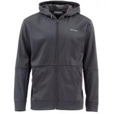Куртка Simms Challenger Hoody Full Zip Black