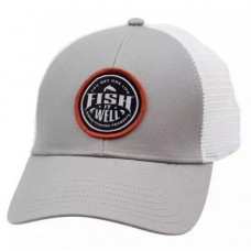 Кепка Simms Fish It Well Small Fit Trucker Granite