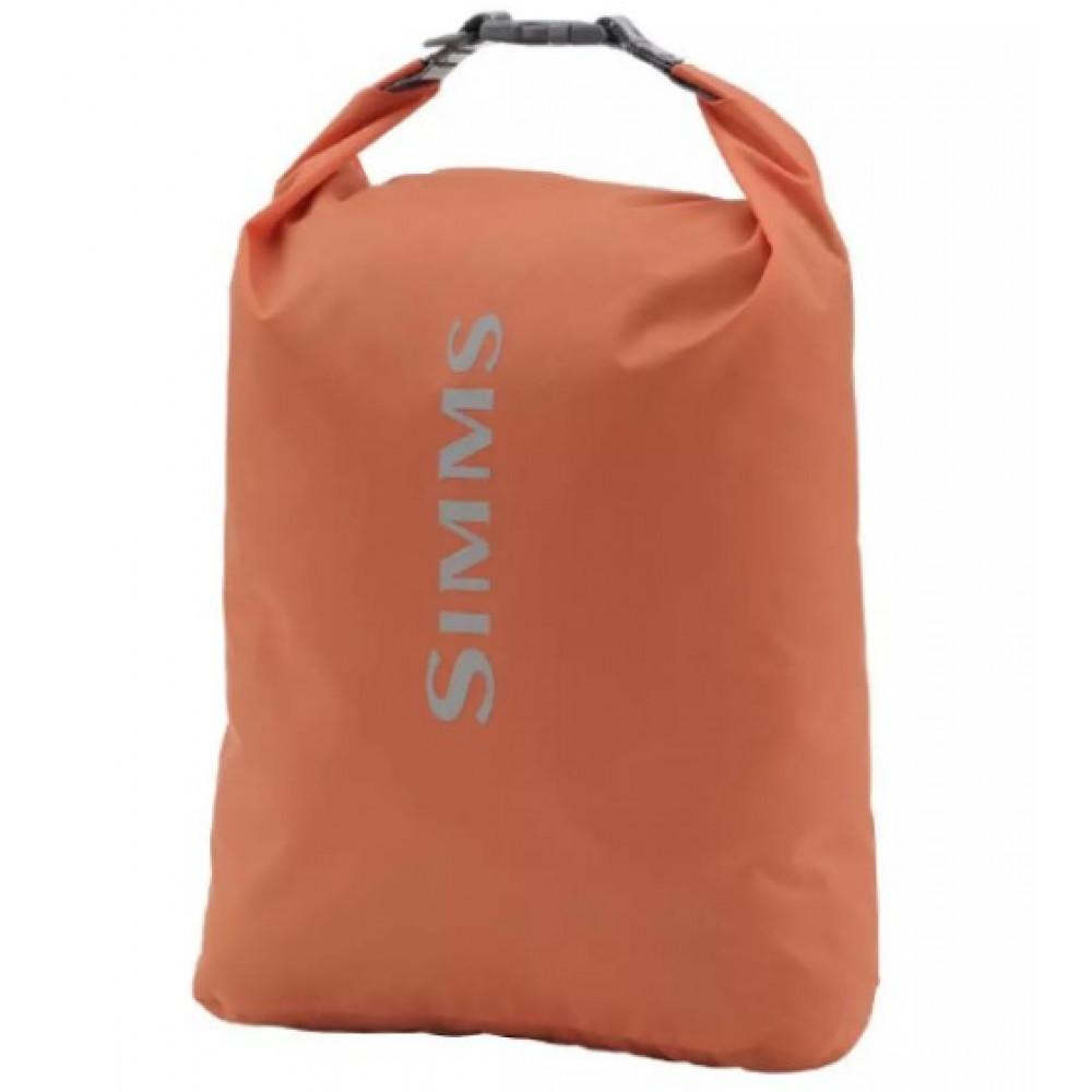 Сумка Simms Dry Creek Dry Bag Bright Orange